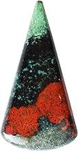 Rare Red Green Sonora Jasper Cabochon, Size 64x33x6.5 MM Sonoran Sunrise, Sonora Sunrose, AG-9073