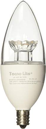 Tecnolite EICE12-LED/6W/30 Lámpara LED, color Blanco