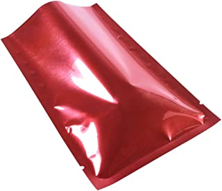 red mylar bags