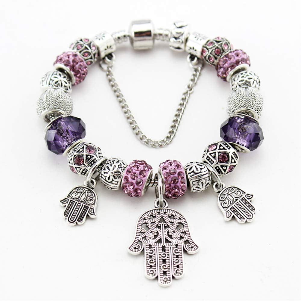 Hand Charm Bracelets Choice Bangles For Women Fine B European Outstanding Crystal