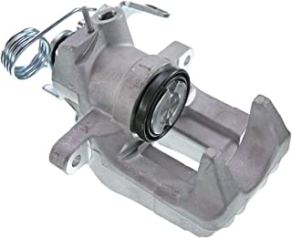 A-Premium Brake Caliper Assembly Compatible with Volkswagen Passat 1998-2005 Audi A4 A6 Rear Left Driver Side (Cable Abutment Upwards Only)