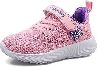Basket Enfants Garçons Chaussures de Course Respirant Filles Décontracté Chaussures de Sport de Plein Air pour Enfants Bas...