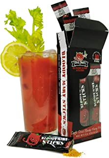 Devil Daves Bloody Mary Seasoning | 10 Pack Single Serve