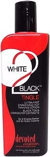 Devoted Creations White 2 Black, Tingle, Ultra Fast, Darkening Lotion 8.5 oz.