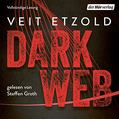 Dark Web audiobook cover art