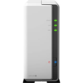 Synology NAS DS120J 1-Bay