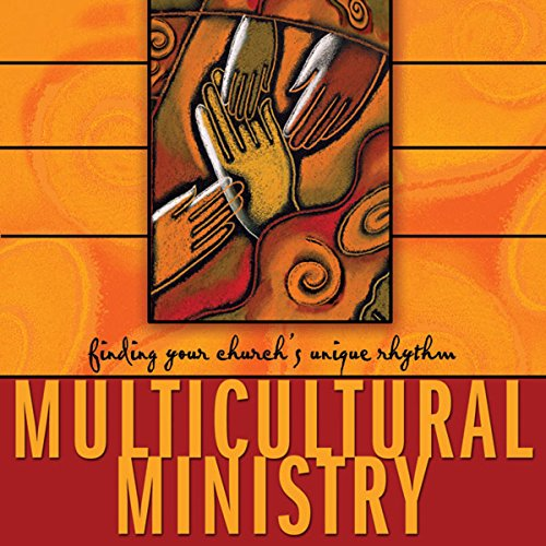 Multicultural Ministry audiobook cover art
