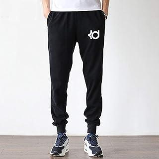 Basketball Jersey Uniform Sweatpants Training Long Pants Mens # Kevin Wayne Durant Fan Jerseys Sportswear Casual Trousers ...