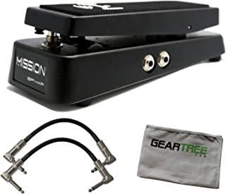 Mission Engineering EP1-KP BK Kemper Expression Pedal Bundle w/Cables