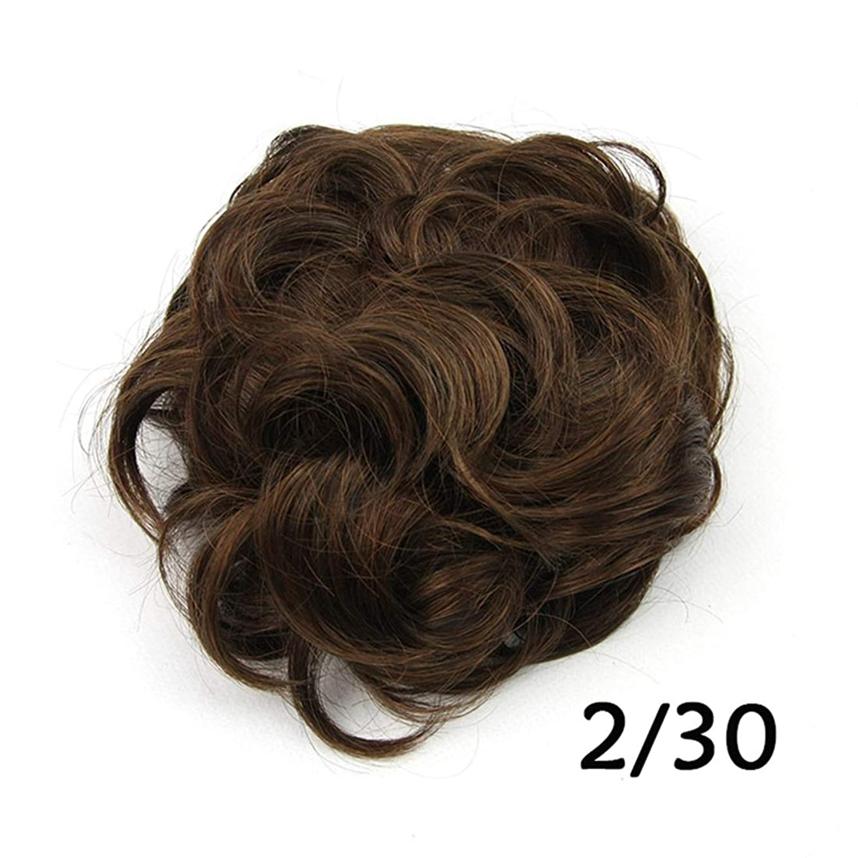 テーマ暗殺オートマトンJIANFU かわいい髪は女性のためのロープのバンの甘いフラワーボールの頭髪を引っ張る高温のシルクの髪 (Color : Color 2/30)