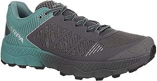 SCARPA Spin Ultra Running Shoe - Men's Iron/Deep Sea 42.5