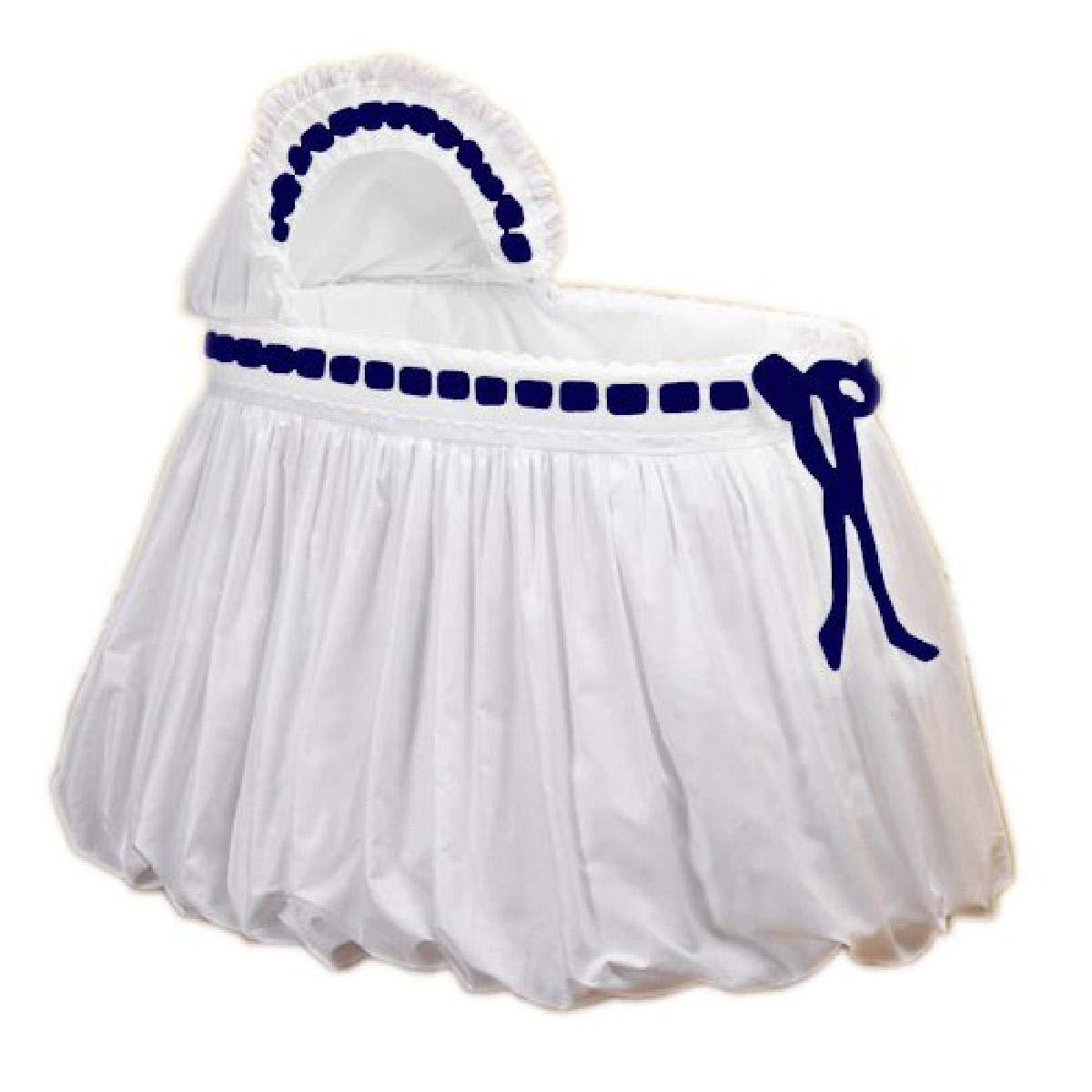 Baby Doll Bedding Pretty Ribbon Bassinet Set