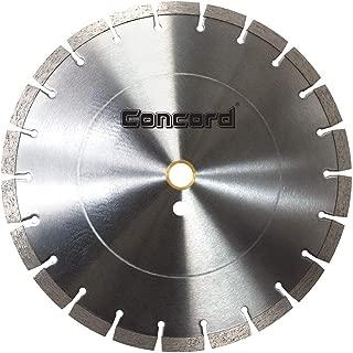 Concord Blades SSB120C12CP 12 Inch 12mm Segment General Purpose Premium Segmented Diamond Blade
