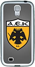 S4 Case, Galaxy S4 Case, Custom Design Samsung Galaxy S4 Soft Rubber TPU White Protective Case Shock-Absorption Bumper Case for New Galaxy S4 - Aek Athens
