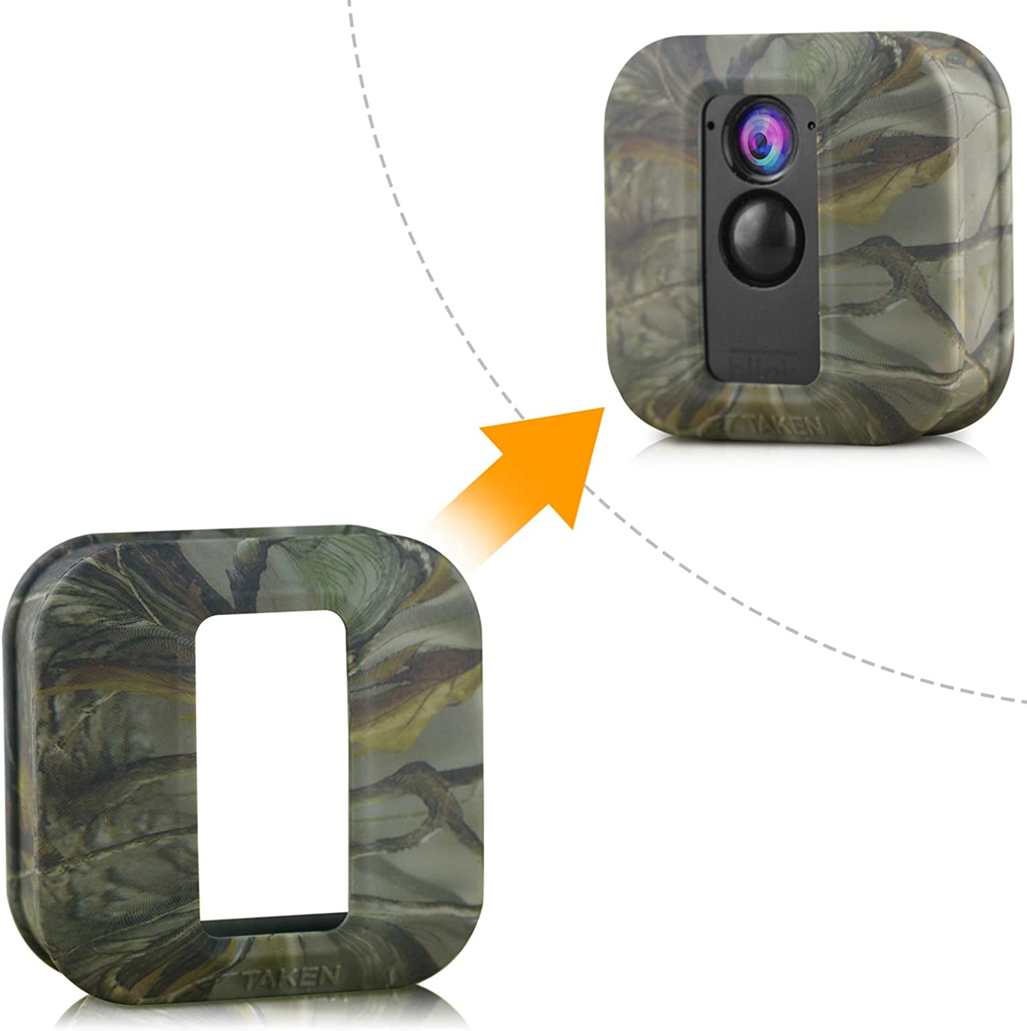 Blink XT Skin Max 46% OFF Silicone for Secur Seattle Mall XT2 Outdoor Home