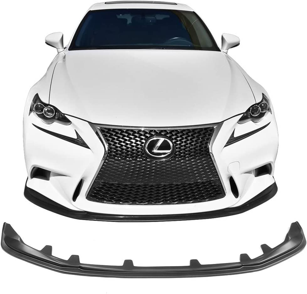 Exterior Accessories Automotive 2015 Front Bumper Lip Compatible ...