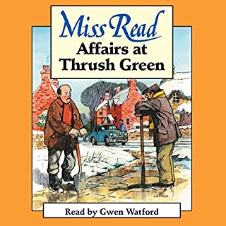 Affairs at Thrush Green cover art