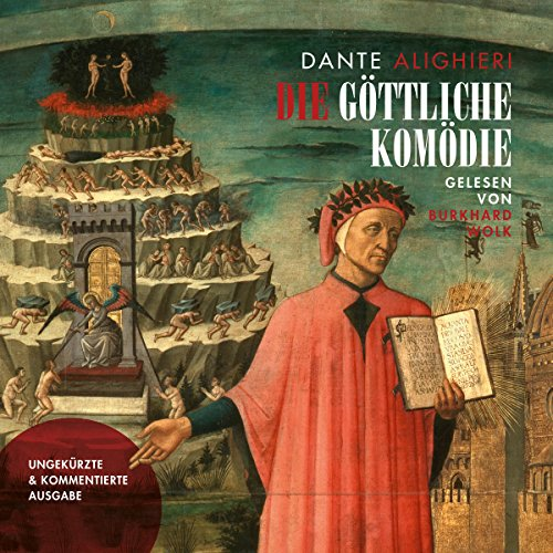 Die Göttliche Komödie                   By:                                                                                                                                 Dante Alighieri                               Narrated by:                                                                                                                                 Burkhard Wolk                      Length: 15 hrs and 24 mins     1 rating     Overall 3.0