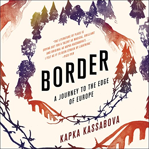 Border audiobook cover art
