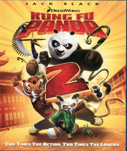 Kung Fu Panda 2 - Jack Black - Blu-ray DVD