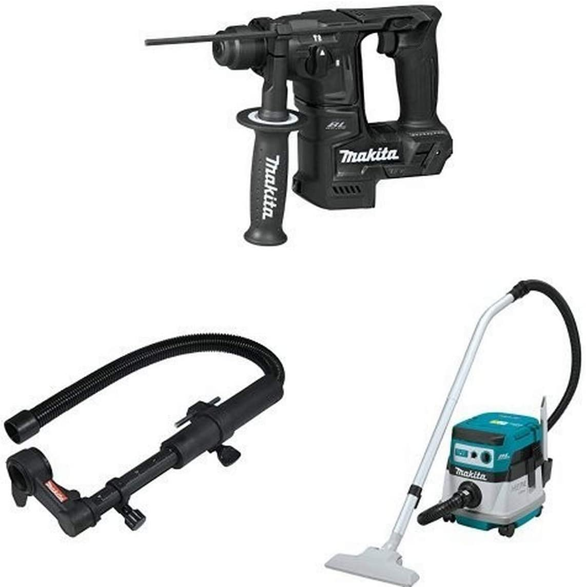 Makita Courier shipping free XRH06ZB 18V Manufacturer OFFicial shop LXT Sub-Compact Brushless Rotary 11 16-Inch H