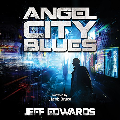 Angel City Blues audiobook cover art
