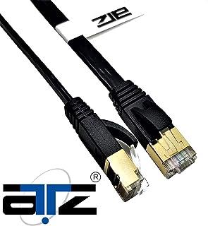 ATZ 5m Cat 7 STP FLAT Gigabit Ethernet Lan Network Patchcord Cable-5m
