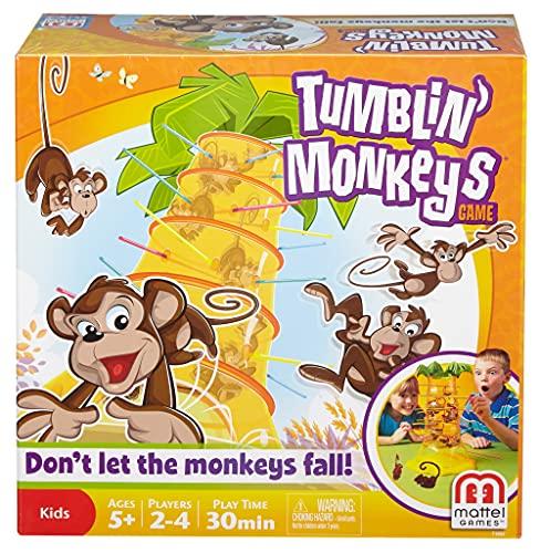 Games Tumblin Monkey Game, Multicolor