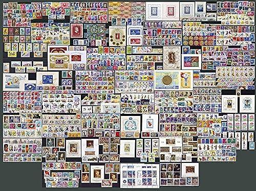 Goldhahn Rum en Sammlung bis 1969 postfrisch  Briefürken für Sammler