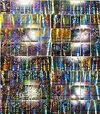 Flyglobal Karten für Pokemon, 120 Stück Sammelkarten Set Kartenset mit 100 Stück TagTeam+20 Stück Mega Karten Kindergeschenke