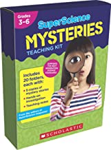 SuperScience Mysteries Kit: 20 Whodunits With Hands-On Investigations to Help Solve the Mysteries