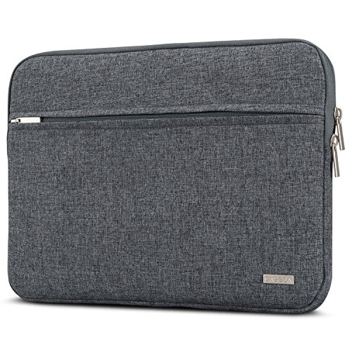 CASEZA MacBook Pro 13 (2020-2016) Hülle/MacBook Air (2020-2018) Tasche Anthrazit Laptoptasche Milan Laptop Sleeve Laptophülle für MacBook Air und MacBook Pro 13/11-12