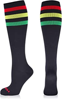 Compression Socks U.S Olympic Fencer Recommend for Men & Women 20-30mmHg