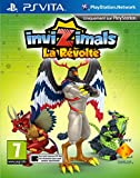 Sony Invizimals: The Resistance Basic PlayStation Vita Inglese videogioco