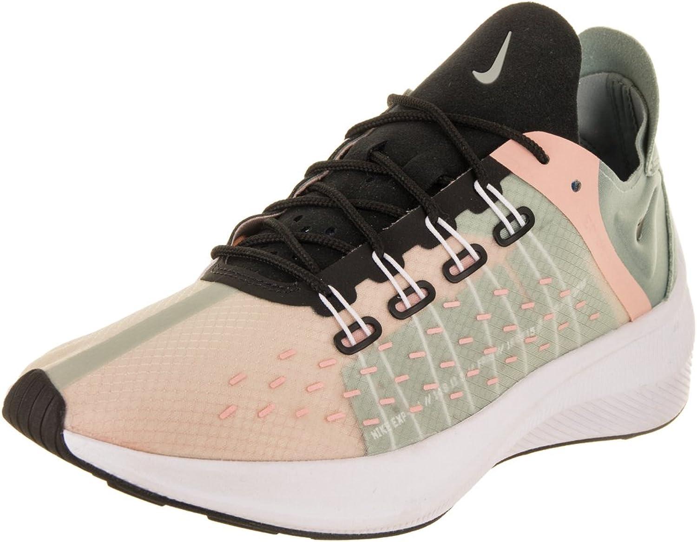 Nike Women's EXP-X 14 Running shoes 8.5 Green