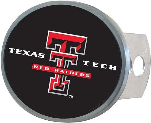de moda Siskiyou NCAA Texas Tech rojo Raiders Oval Cubierta Hitch Hitch Hitch  mejor moda