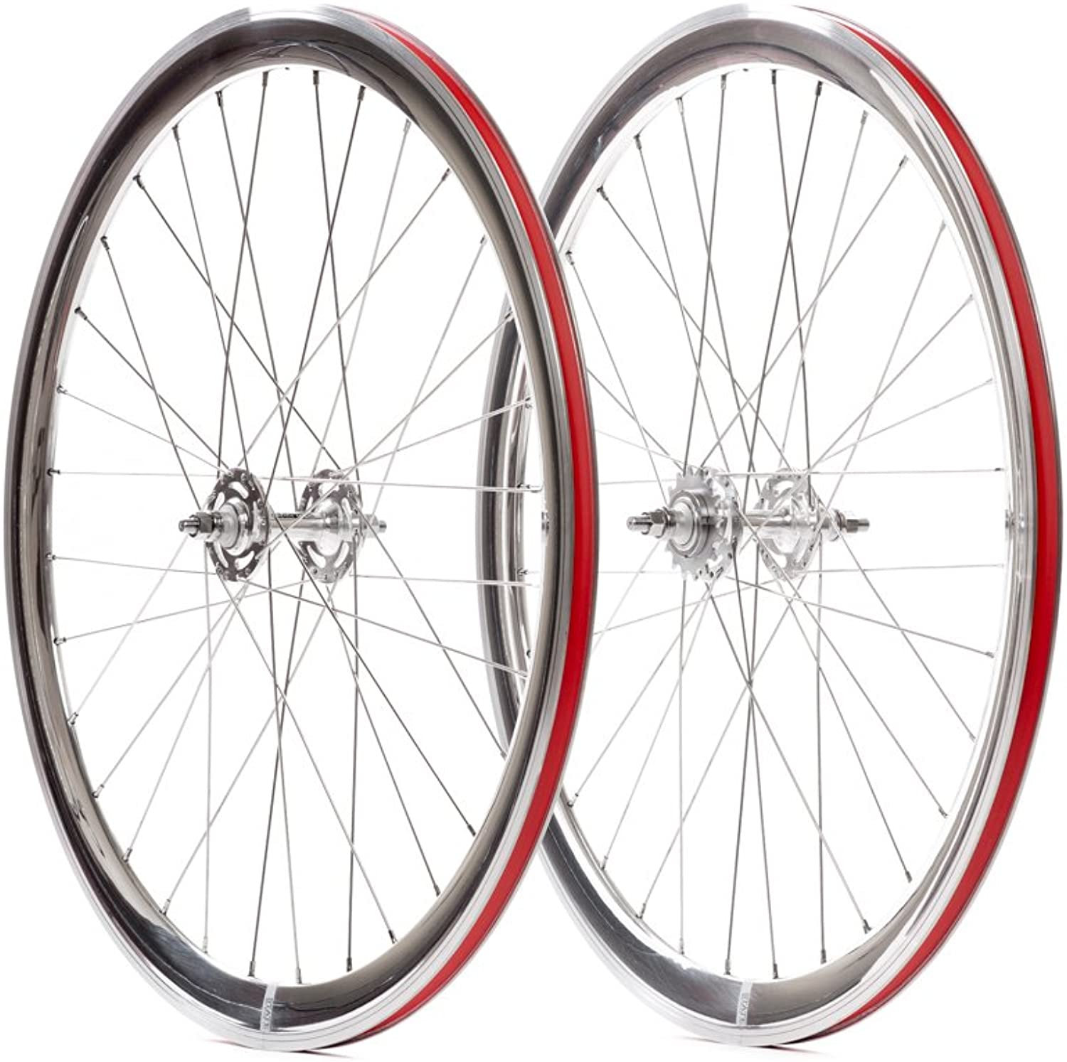 State Bicycle Fixed Gear Deep Profile Wheel Set