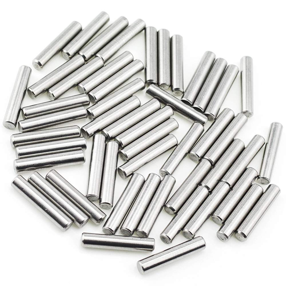 2021 new 30 Pieces 6 mm x 40 Dowel Pin P Shelf Steel Same day shipping Stainless Support