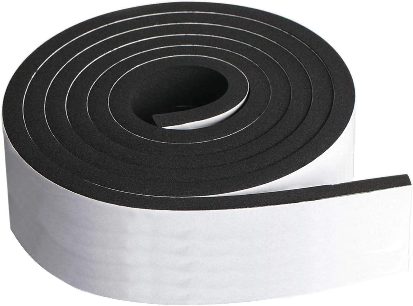 Neoprene Foam Strip Roll by Dualplex 3