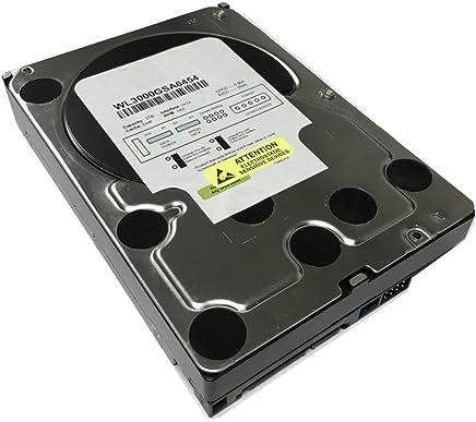 "WL 3TB 7200RPM 64MB 缓存 SATA III 6.0Gb/s 3.5"" 内置台式机硬盘(适用于 RAID、NAS、DVR、台式电脑)带 1 年保修"