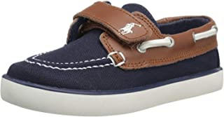 Polo Ralph Lauren Kids Sander-CL EZ Sneaker (Toddler/Little Kid)