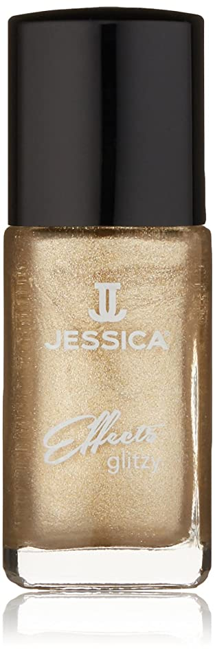 オアシスコモランマ不安定Jessica Effects Nail Lacquer - Gilded Beauty - 15ml / 0.5oz