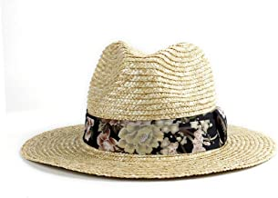 Mode Hut Wild Farbe Hut Gold Runde Fedora Hut Flut M/ännliche Koreanische Version Der Britischen Flache Oberseite Frauen Kappe Quintion Child Hut