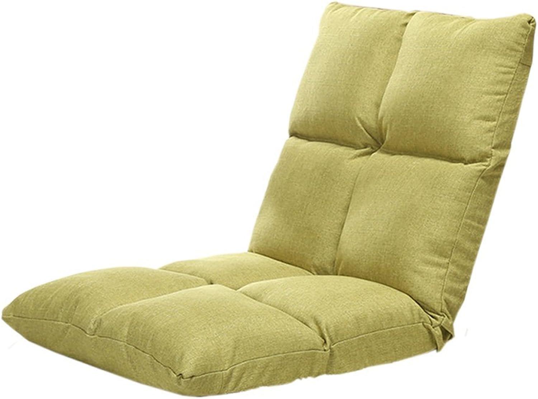 Lazy Floor Sofa, Lazy Sofa Lazy Sofa, Single Small Sofa Bed Computer Back Chair, Pregnant Woman Back Sofa Chair (color   4 , Size   35  42  42cm)