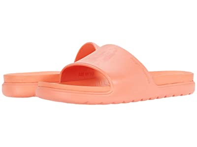 Hush Puppies Bouncers Slide (Coral Pink) Shoes