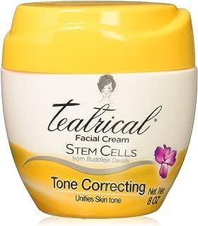 TEATRICAL Stem Cells Tone Correcting Face Cream, 8 Ounce