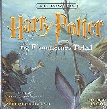 19 CD Horbuch Harry Potter DANISCH - Harry Potter Og Flammernes Pokal