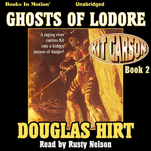 Ghosts of Lodore audiobook cover art