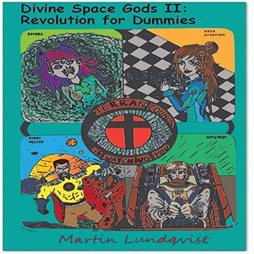 Couverture de Divine Space Gods II
