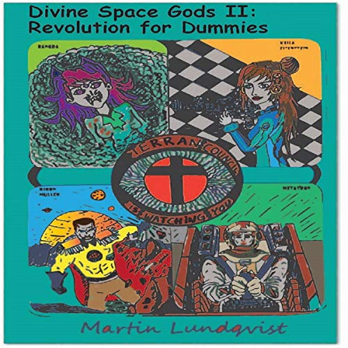 Divine Space Gods II Titelbild